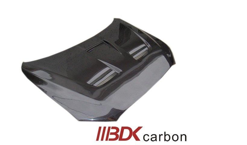 OEM-style carbon fiber hood for 2008-2009 Mitsubish Lancer Evo X(China (Mainland))