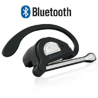 Bluetooth Wireless Headset - Ultra Comfort Earpiece