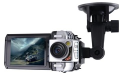 F900 Car DVR, Vehicle car dvr 1080P with 2.5&#39;&#39; TFT colorful screen DVR night vision HDMI MJPEG (AVI), In stock! free shipping(Hong Kong)