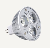 3W LED Spotlight, MR16 Lamp