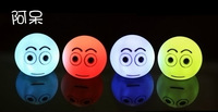 Gift light-up toy colorful dream led colorful night light baby - free air mail