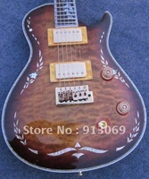 Customized orders PRS Model caramel colour Electric Guitar wholesale,sales promotion,2012 new arrival