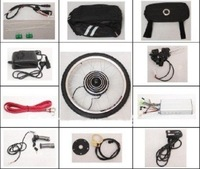 Free Shipping 48V 1000W (Front Wheel) Conversion Kits DIY Ebikes Electric Bicycle Conversion Kits