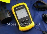 10pcs/lot  depth Alarm one piece new FISHFINDER Portable Sonar Fish Finder