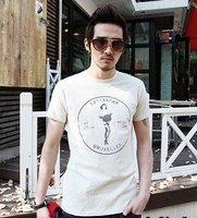 Мужская футболка S.NO - -D&T 100% ssleeve equipmentm
