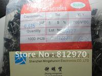Mica Capacitor  2A 153J  0.015MF 100V  0.015uf  green DIP +-5%  new 100%