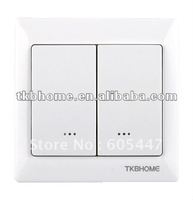 TKBHOME TZ65D Z-wave Dual Wall Dimmer Switch