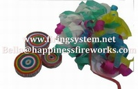 DHL/FedEX free shipping+ colorful confetti paper+ wedding paper