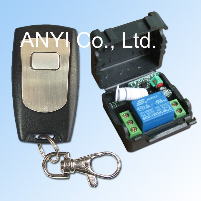1CH RF Wireless Remote Contorl Switch System,Electric Equipment Power