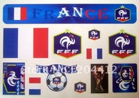 France National Soccer Team Decal Car Window Stickers #21