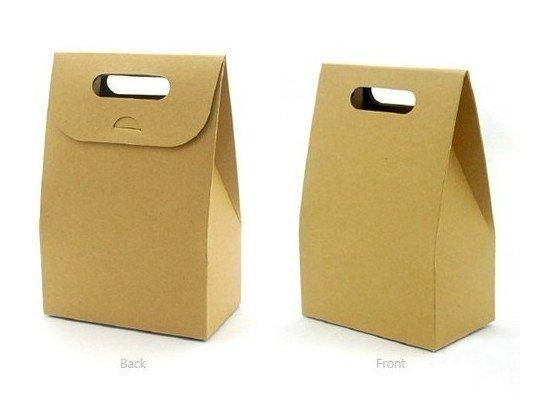 Moldes de bolsas de papel kraft - Imagui