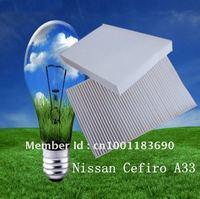 AC-2508 wholesale white fiber car cabin air filter for Nissan 27274-4Y125 auto part 27.2*18.2*2.9cm HA-4412