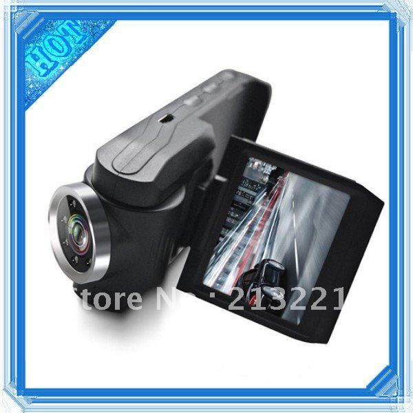 Super quality HD Car DVR P8000 IR Night vision 5M CMOS Camera Video recorder 8x digital Zoom dash cam, Free shipping(China (Mainland))