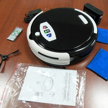 Intelligent and Smart Robot Vacuum Cleaner Robo Vac Mop
