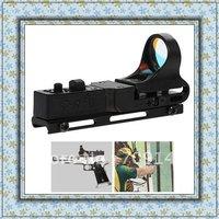 Free Shipping   Tactical C-MORE Red Laser Dot Airgun Sight HD-13 For  Handgun