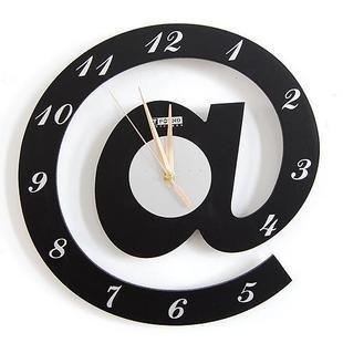 Hot sale Modern stylish wall clock Creative Design Romantic room decor gift craft clock retials/wholesale free shipping HD028