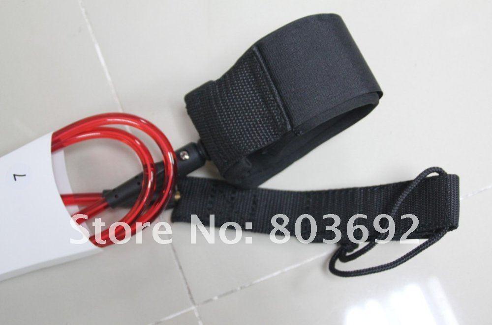 wholesale fashion bodyboard leash 7ft free shipping by DHL(China (Mainland))