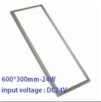 600x300mm led panel light 24w, with 3years warranty,taiwan epistar chip,ceiling lights