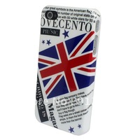 New Fashion UK Flag Skin Hard Plastic Back Case Cover For iPhone 4G 4S Free shipping & Drop shipping& Wholesale