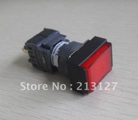 pushbutton switch AH164-TLR11E3 RED with light led cnc controller Machine Tool Accessories machine tool fanuc used lathe machine