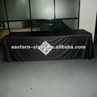 8ft Exhibition Table Throw