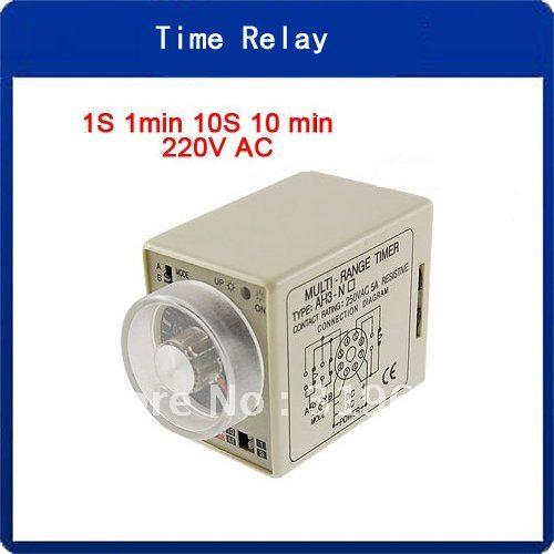 Time Delay Relay 220v Timer Time Relay 220v ac
