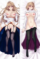 Free Shiping Anime Dakimakura: Arcueid Brunestud Tsukihime hugging pillow case