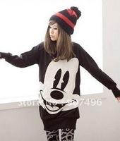 Women winter fleece lining hoodies Ladies sweatshirts+free shipping Best Selling!!