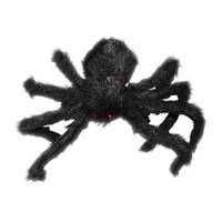 Halloween supplies halloween props decoration - - black plush 85g free air mail