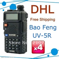 Hot sell dual band 5W two way radio Baofeng UV-5R VHF and UHF walkie talkie