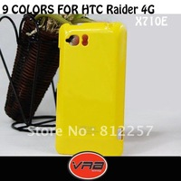 9 colors SGP Ultra Thin Slim PC Case for HTC Raider 4G X710e ,Candy Color cover For HTC Raider 4G X710e Free shipping
