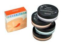 natural beauty the Concealer pearl cream 825 / concealer foundation cream, 20g restore skin activity 4color makeup blush palette