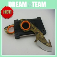 OEM Browning Small Athlon Camouflage Rescue Tools Punching Knives KA0029 Free Shipping