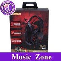 New arrival somic headphone g927 v2012 7.1 fashion usb headset dj headphone games headphone Free shipping
