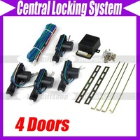 Universal Car Power Central Locking System for 4 Doors #2373