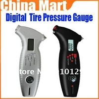 8 in 1 Digital LCD Car Motorcycle Tire Pressure Gauge Meter Free Shipping + Drop Shipping