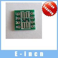 5PCS SMD SO SOP SOIC/SSOP 8 to DIP 8 Adapter Convertor, free shipping