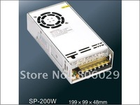 Free Shipping PFC Functional Single Switching Power Supply 200W