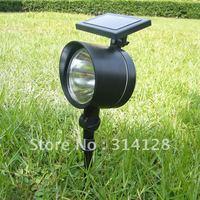 Solar Light 4LED high-brightness solar spotlight lawn spotlight