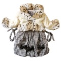 Children's clothing female child autumn and winter set winter 2 piece set one-piece dress 2742