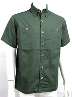 Tactical BDU Short Sleeve Shirt Olive Drab OD free ship