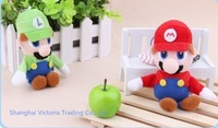 MINIMUM Order. 15$, TOY, Sitting Mario Forever Figure DOLL, Mobile Cell Phone Strap Pendant Charm Strap Lanyard Key Chain Charm