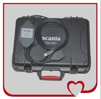 hot!!Truck Diagnostic Tool- Scania Vci2 with Scania Diagnos & Programmer 3 (SDP3) diagnostic Scanner in stock made in China