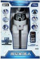 free shipping 36 programmable actions in one run rebots hi-tech robotic fun