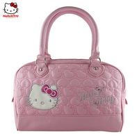 Hot Sale Fashion  Hello Kitty handbags Gentlewomen tote bags Single shoulder portable Leisure bags free shipping new hot sale
