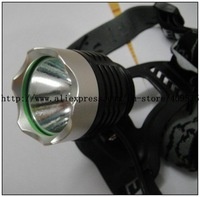 Free Shipping Newest Cheap Hot Sale 1600 Lumens CREE XM-L T6 LED Headlamp Headlight Rechargeable 2x 18650 Lamp Light Charger