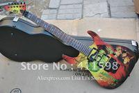 ESP KH2 M-II Mummy Karloff Tlmummy Electric Guitar Green