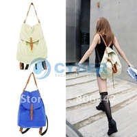 New Fashion Girl's Women Handbag Shoulders Bag School Canvas Backpack