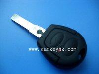Top quality VW Gol 2 buttons remote key 433Mhz ID48 chip vw car key VW gol 2 button key