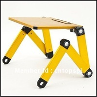 T3   bed computer table (yellow color)